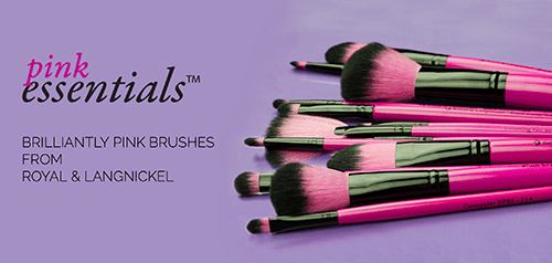 pink essentials royal brochas