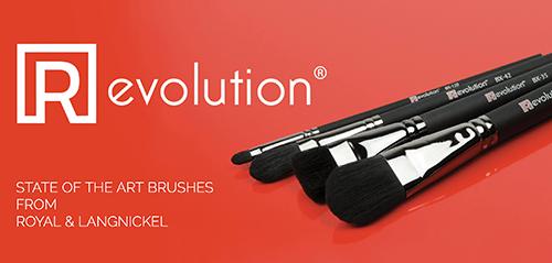 revolution royal brushes