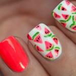 Nail Art para el verano
