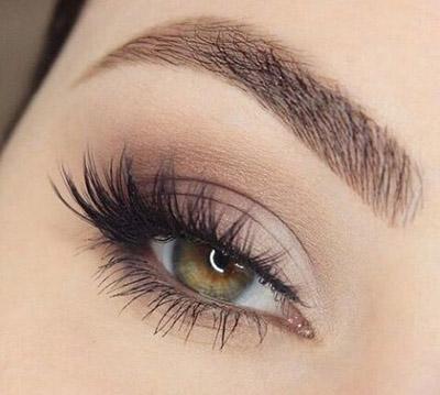 ojo natural maquillaje