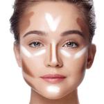 Cómo afinar y perfilar el rostro con maquillaje