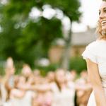 Peinados para novias con cabello corto