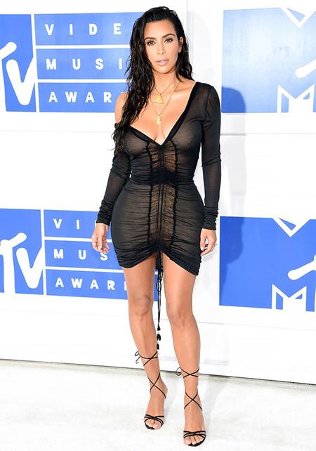 VMA 2016 kim kardashian