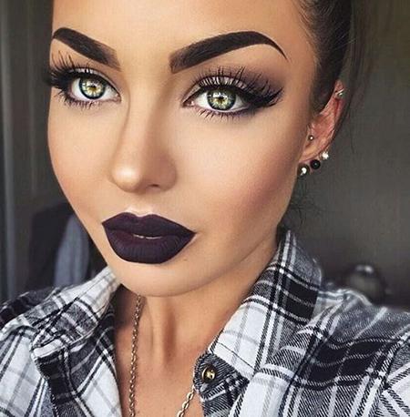 look de maquillaje fin de semana 3