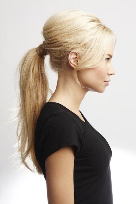 ponytail 3