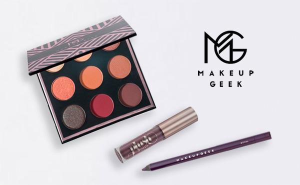 Cosméticos Makeup Geek, marcas cruelty free que puedes comprar en México
