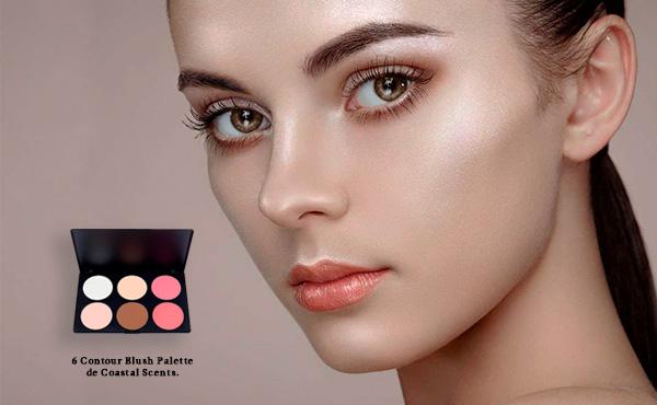 Contour en polvo para maquillaje natural