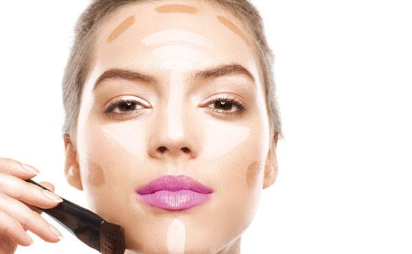 Afina tus rasgos y logra un maquillaje para fotos trendy
