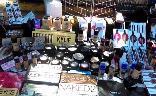 marcas de maquillaje de venta en bazares