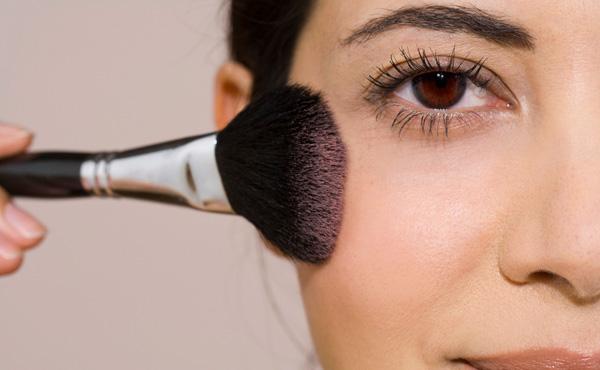 brochas de maquillaje para rubor