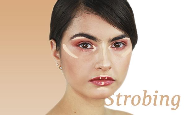 strobing, técnica de maquillaje