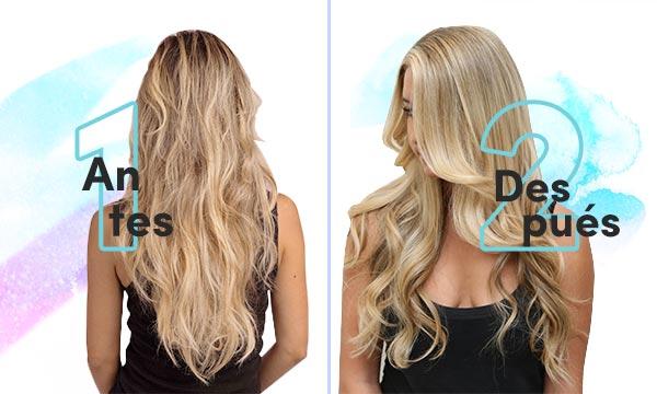 tratamientos para cabello teñido