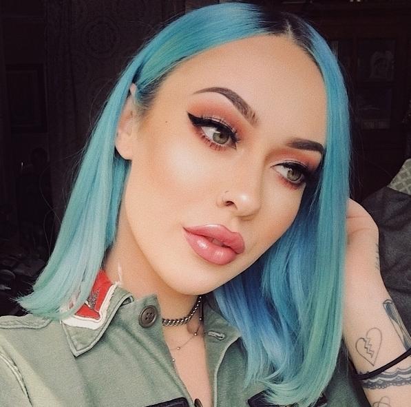 maquillaje paso a paso de lime crime