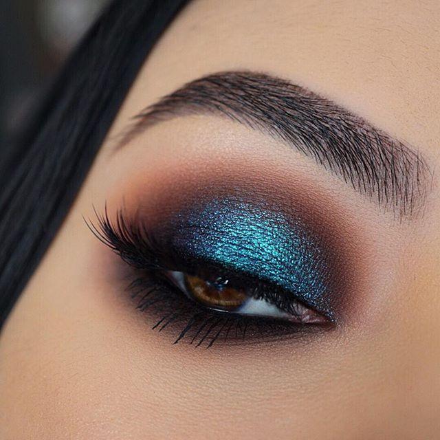 maquillaje de noche con Dose of Colors