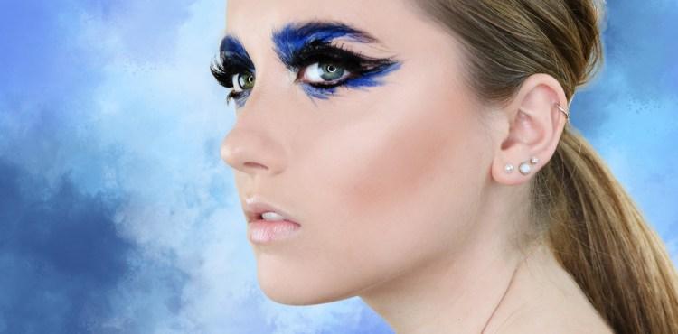 Tips de maquillaje de noche con cosméticos Kryolan