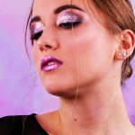 Maquillaje paso a paso para un total look de Lime Crime