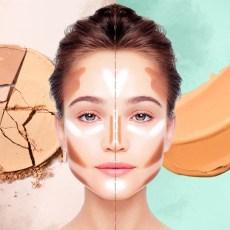 Contour en polvo vs contour en crema