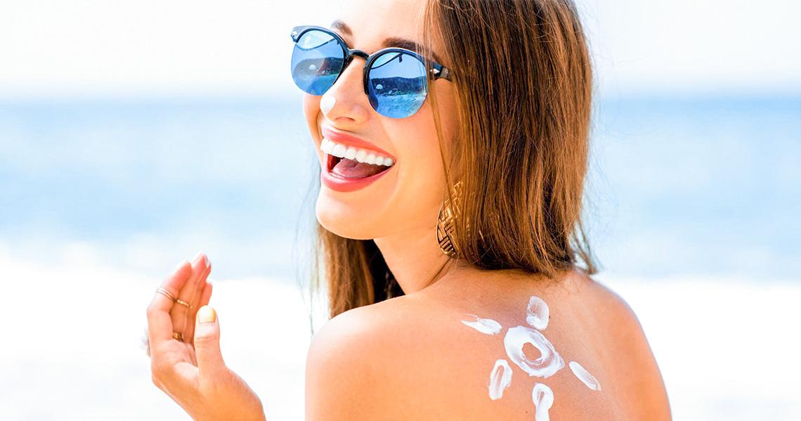 Rutina del cuidado de la piel para el verano