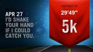 snelste 5k