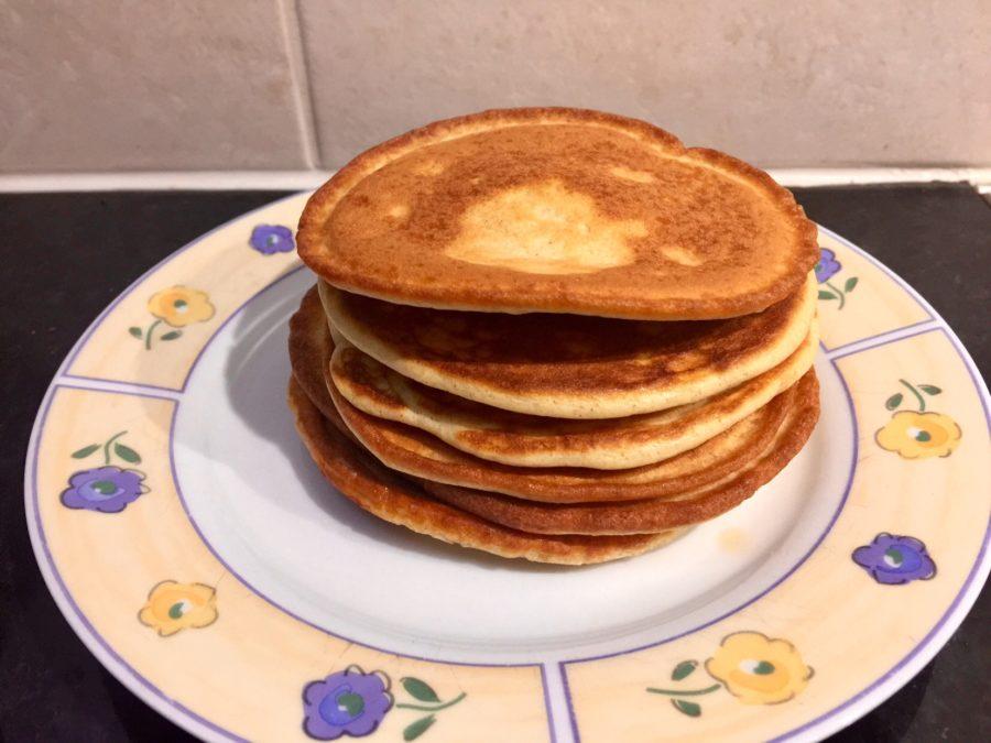 Recept: havermout pannenkoekjes