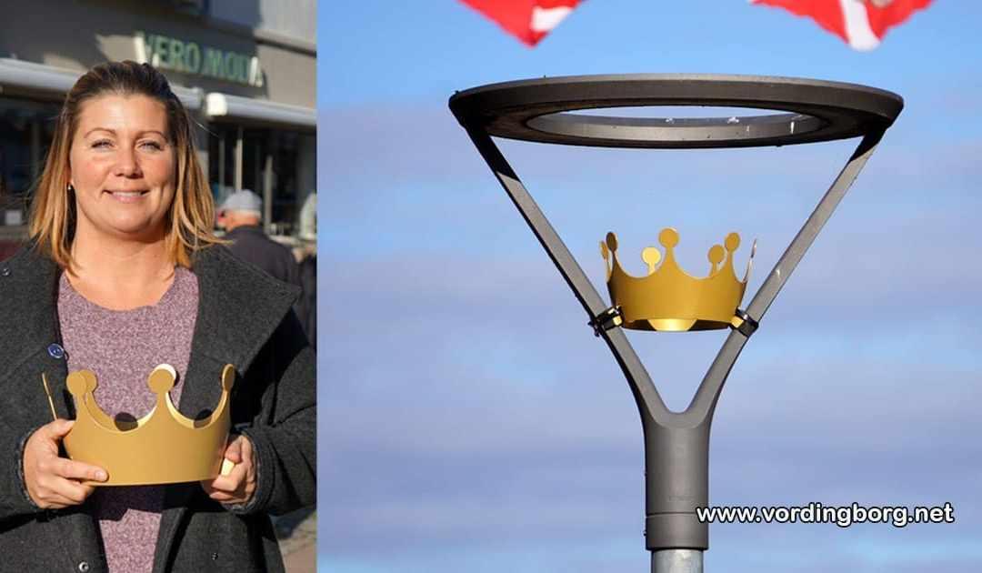 Bycentrum Vordingborg håber at kunne beholde kongekronerne