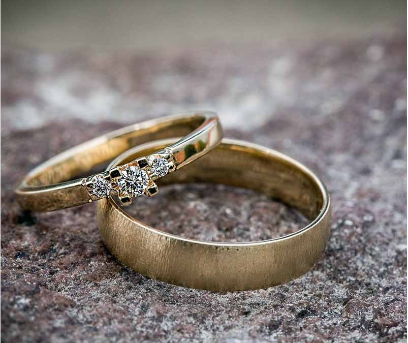Creating a Customised Wedding Ring