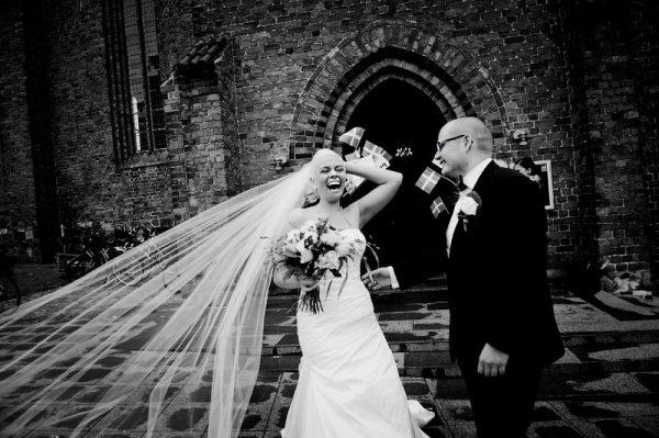 on location bryllupsfotografi i Randers