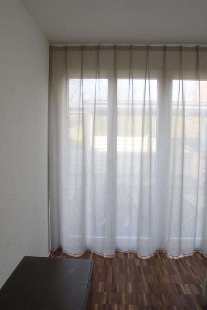 Vorhnge modern frs Wohnzimmer  vorhangboxch