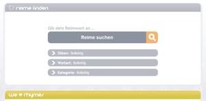 Reime-finden-mit-der-Reime-Suchmaschine