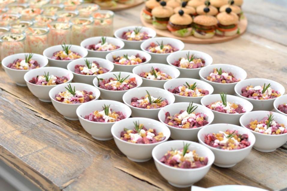 Blogger Club gofeminin Food Salad