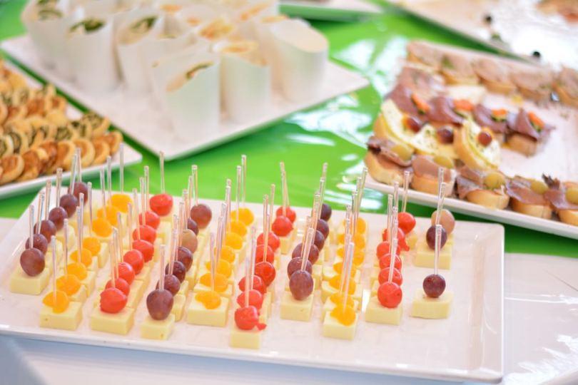 ep hausmesse snacks buffet
