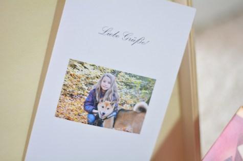 Lambertz Geschenktruhe Grusskarte Adventskaffee
