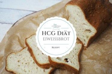HCG Diaet Stoffwechselkur Eiweißbrot rezept Titelbild