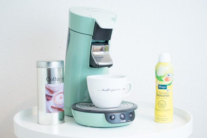 morgenrituale kneipp sekunden spruehlotion kaffee senseo