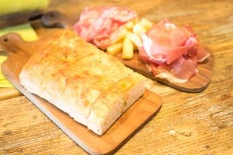 kulinarische fahrradtour garda gourmet ciabatta