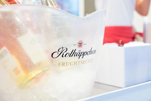 Rotkaeppchen Fruchtsecco Flaschenkuehler Barwagen