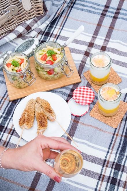 picknick zu zweit rezepte sommer