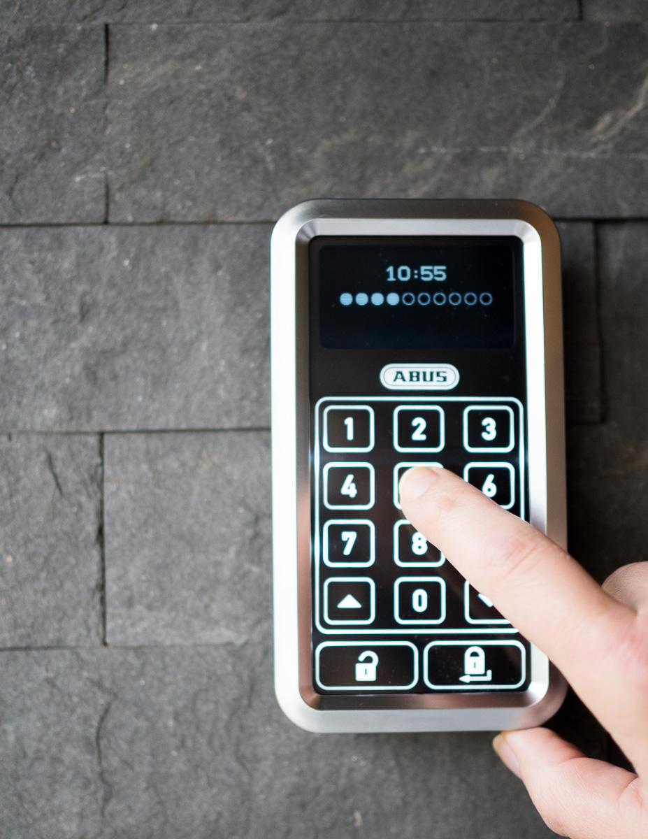 Smart Home Fängt Schon An Der Haustür An - Mit Abus Hometec Pro
