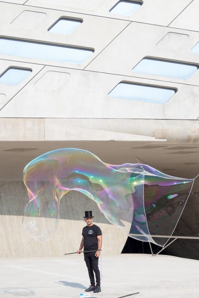 seifenblasenfestival phaeno wolfsburg bubblemania