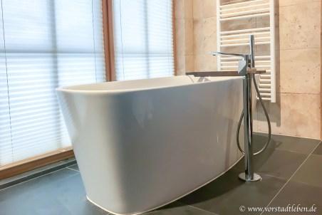 badezimmer freistehende badewanne chalet im weidach