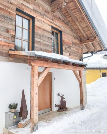 chalet im weidach leutasch winterurlaub schnee