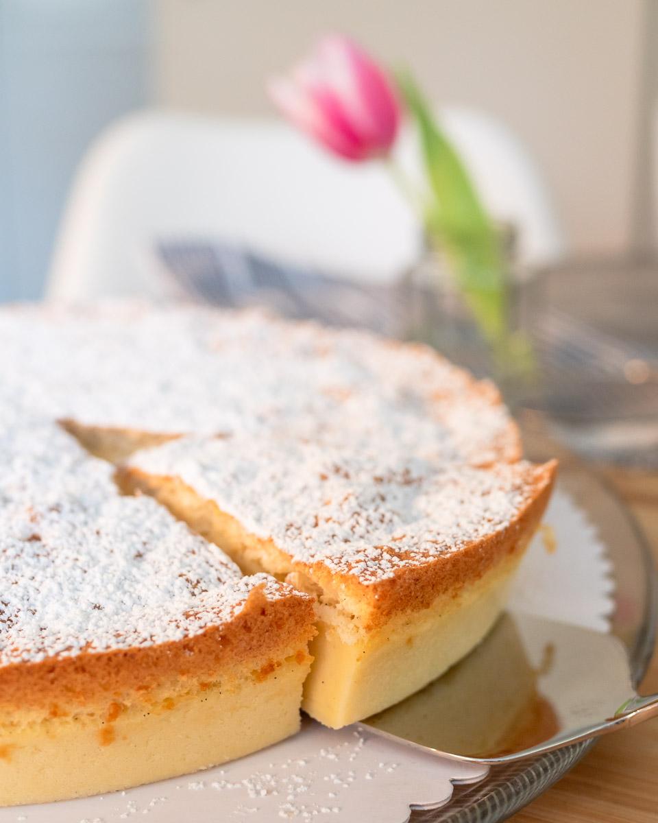 zauberkuchen magischer vanillekuchen rezept kuechenschmecktakel