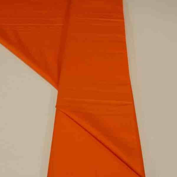 57.01018.018 100%Katoen Uni oranje
