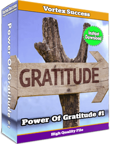 Power Of Gratitude 1