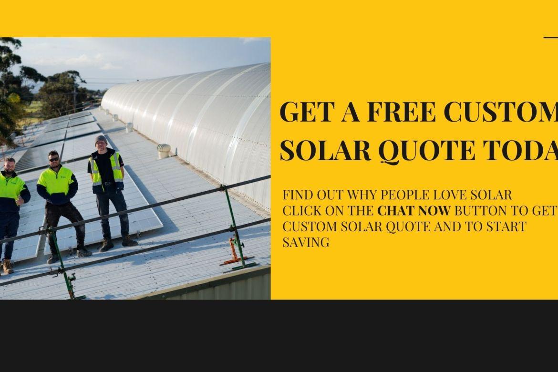 Solar Panel Installation Geelong