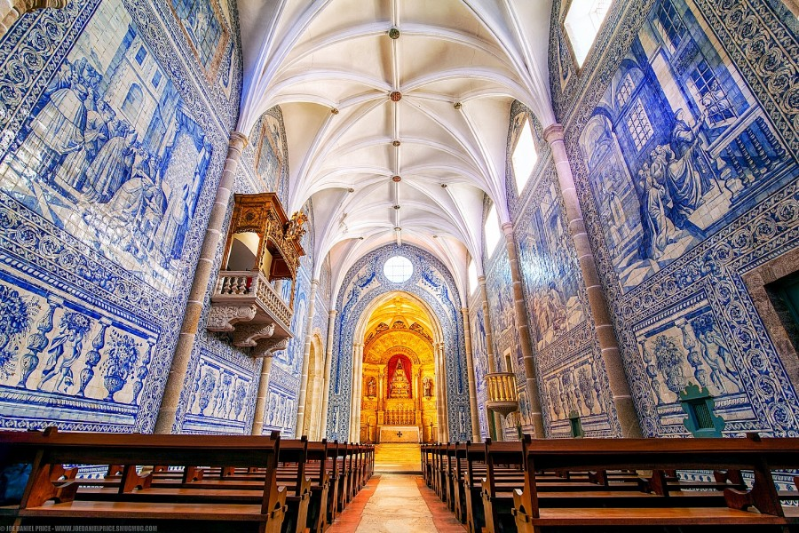 igrejas mais bonitas de Portugal