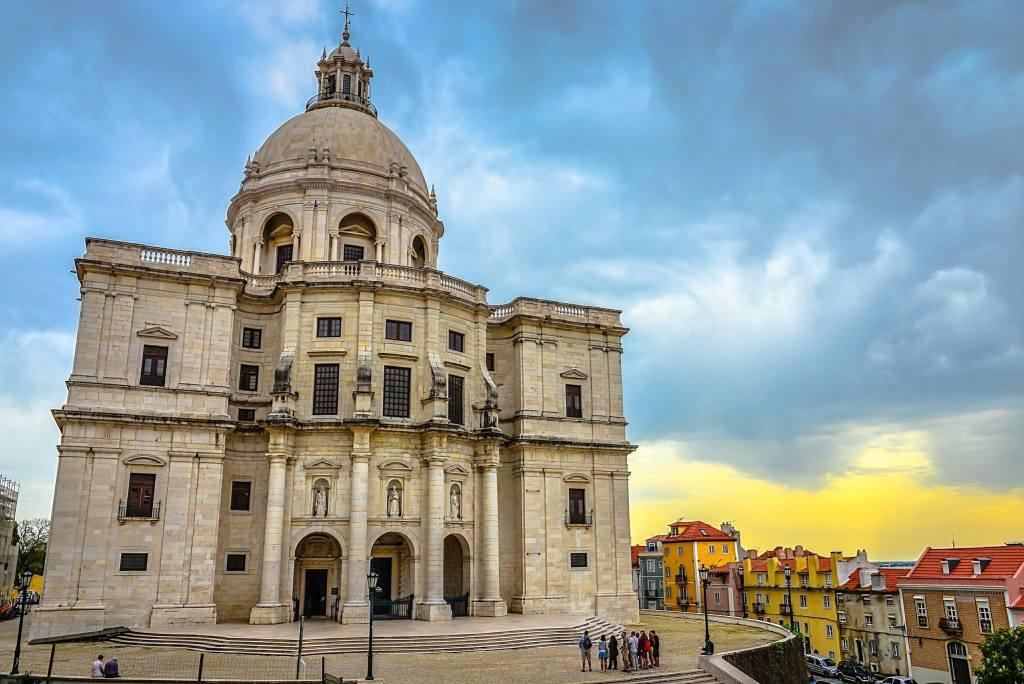 Igreja de Santa Engrácia (Panteão Nacional)
