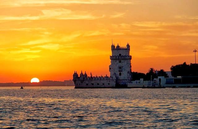 Torre de Belém - Amélia Monteiro