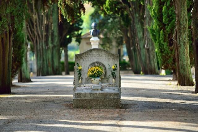 Cemitério dos Prazeres - John Sand