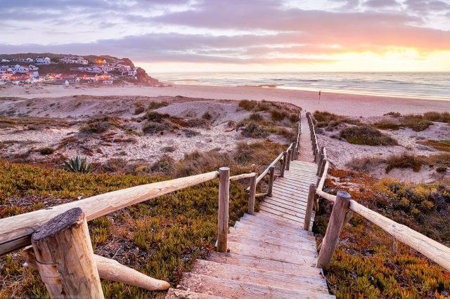 Praia Monte Clérigo - Joe Price